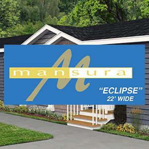 View Mansura Eclipse 22' Wide